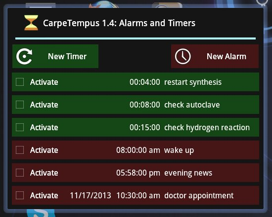 CarpeTempus