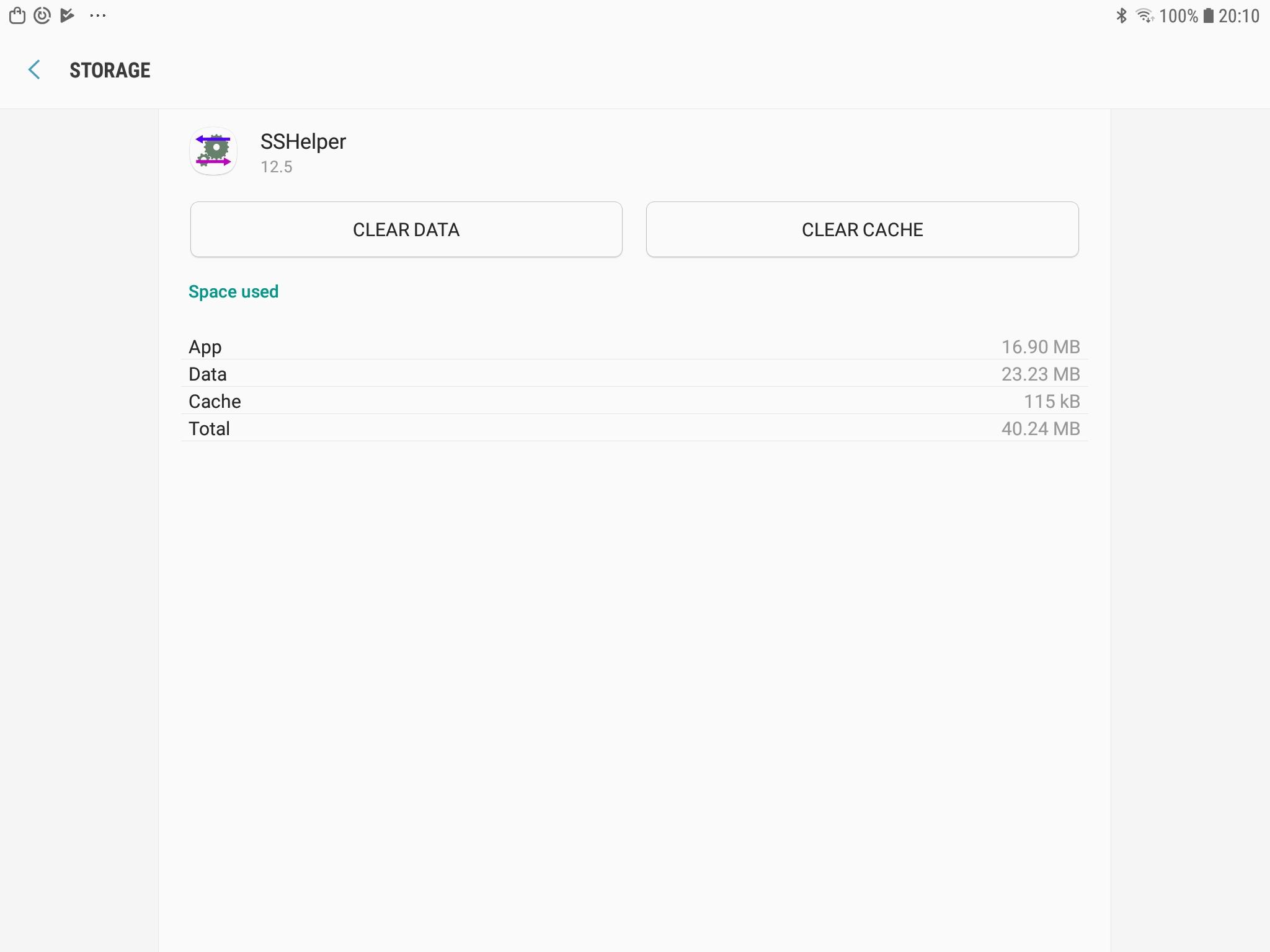 SSHelper : FAQ/User Feedback Page