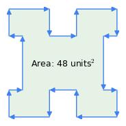 Area of an Irregular Polygon