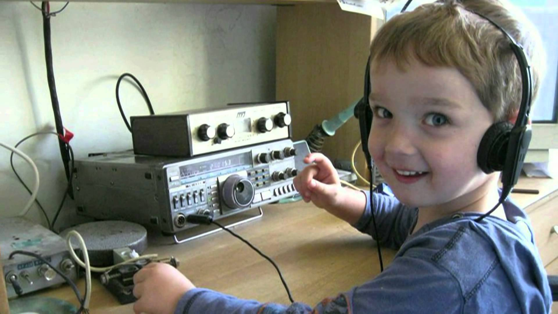 Code terms in amateur radio