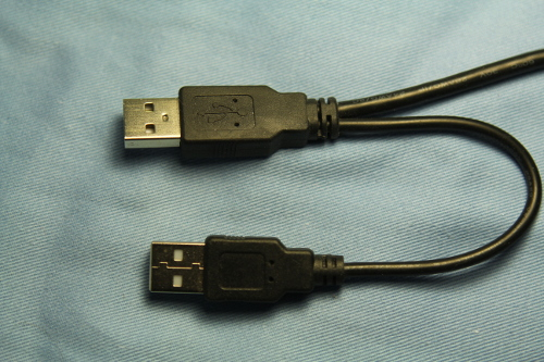 usb power issues figure 2 special usb hard drive cable